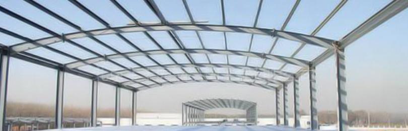 Металлокаркасы зданий