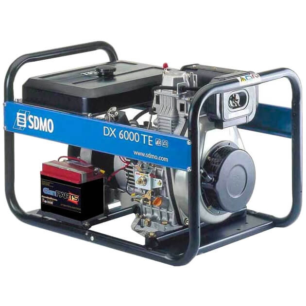 SDMO DX 6000 TE XL