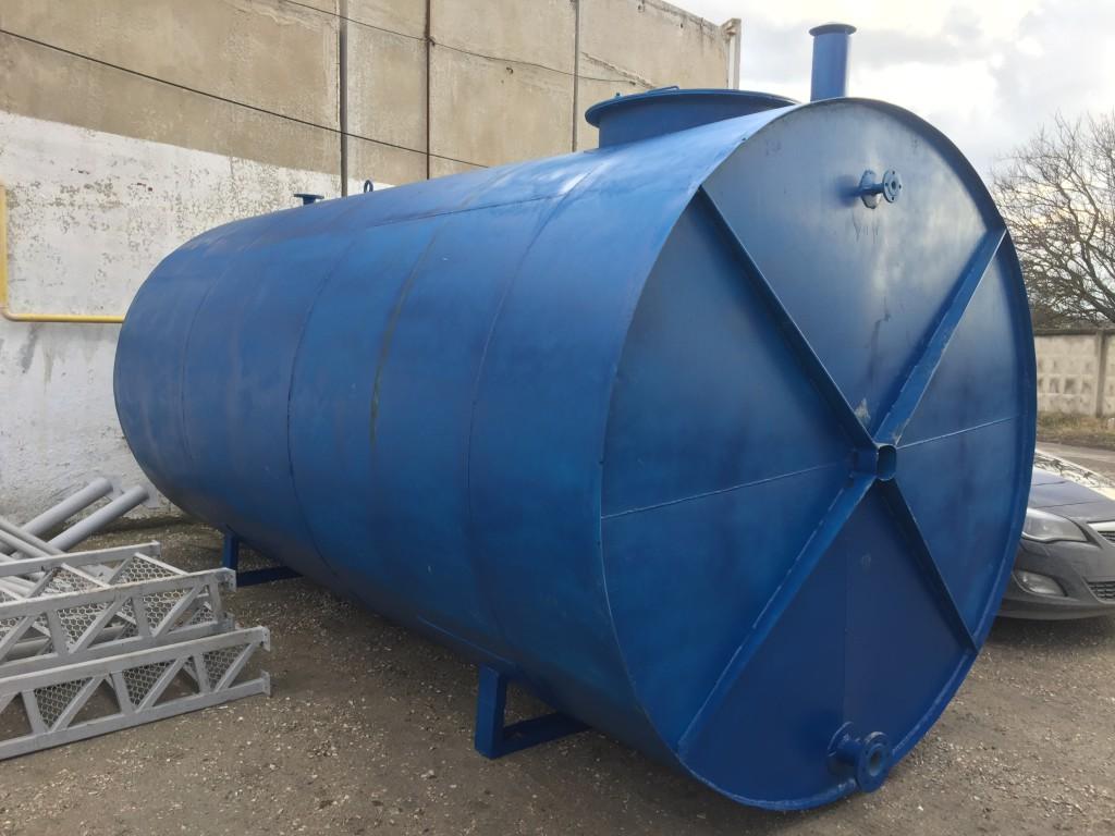 емкость для питьевой воды объёмом 25 м3
