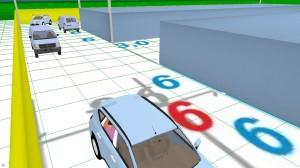 Рис.5 Участок территории в 3D